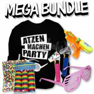 Atzen machen Party Sweater schwarz �berraschungsbundle /...
