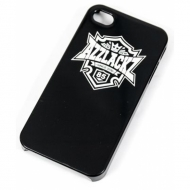 Azzlacks iPhone 4/4S Case schwarz
