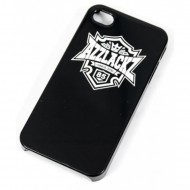 Azzlackz iPhone 4/4S Case schwarz