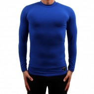 Banger Musik Majoe Sweater Slim Gym (Blau)