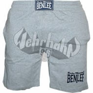 Benlee Basic Shorts grau