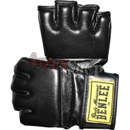 Benlee Rocky Marciano Leather Grappling Gloves GRAPPS black