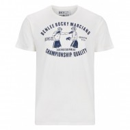 Benlee T-Shirt Rhinebeck off white