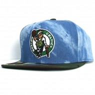 Boston Celtics Snapback Dye Camou | NBA | Mitchell & Ness