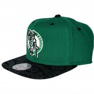 Boston Celtics Snapback Paisley | NBA | Mitchell & Ness