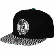 Boston Celtics Snapback Zic Zac | NBA | Mitchell & Ness
