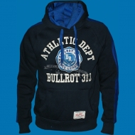 Bullrot Wear - Athletic Dept. Hoody navy