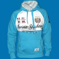 Bullrot Wear - Marina Yachting Hoody sky blue