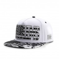 Cayler & Sons 99 FCKN Problems Snapback white/black