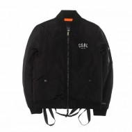 Cayler & Sons Black Label - CSBL Bomberjacke black/white (SALE)