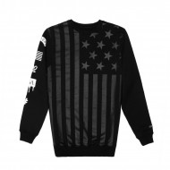 Cayler & Sons Black Label - Flagged Long Crewneck (SALE)