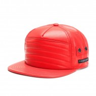 Cayler & Sons Black Label - Moto Snapback Cap red/black