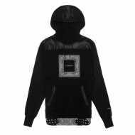 Cayler & Sons Black Label - Paiz Long Hoodie black/white (SALE)