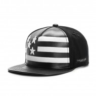 Cayler & Sons Black Label - Super Stars Snapback Cap black/white