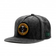Cayler & Sons BudzNSkullz Snapback | Green Label