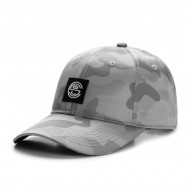 Cayler & Sons Curved Cap Millennivm camo/black/white