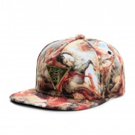 Cayler & Sons GLD Sky Fail Snapback Cap mc/gold
