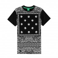 Cayler & Sons Hazely Long Tee black/white (SALE)