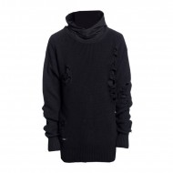 Cayler & Sons Hoodie Operator Oversized black knit