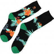 Cayler & Sons - Menehune Socks black