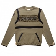 Chabos IIVII Crewneck Quilted 3.0