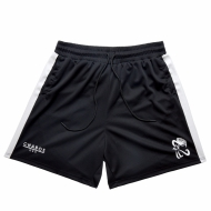 Chabos IIVII - High Kick Football Shorts schwarz