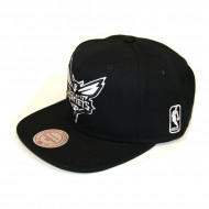Charlotte Hornets Black & White | NBA | Mitchell & Ness