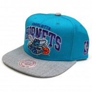 Charlotte Hornets Snapback Forward Line | NBA | Mitchell & Ness