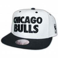 Chicago Bulls Snapback Forces | NBA | Mitchell & Ness