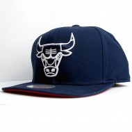Chicago Bulls Snapback Navy Can | NBA | Mitchell & Ness