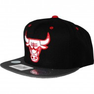 Chicago Bulls Snapback Reflective 2 Tone | NBA | Mitchell & Ness