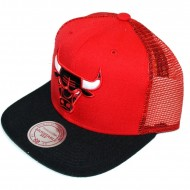 Chicago Bulls Snapback Untruck | NBA | Mitchell & Ness