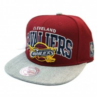 Cleveland Cavaliers Snapback Forward Line | NBA | Mitchell & Ness