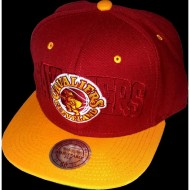 Cleveland Cavaliers Snapback Outer Logo | NBA | Mitchell & Ness