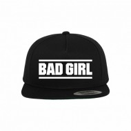 Cocaine Casino Snapback Cap Bad Girl