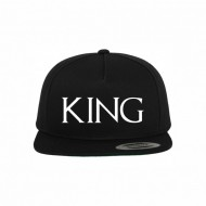 Cocaine Casino Snapback Cap King