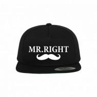 Cocaine Casino Snapback Cap Mr.Right
