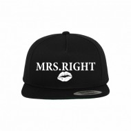 Cocaine Casino Snapback Cap Mrs.Right