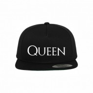 Cocaine Casino Snapback Cap Queen
