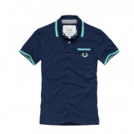 Cordon Polo Shirt Carlos navy