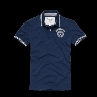 Cordon Polo Shirt Niel Navy
