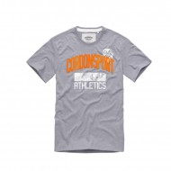 Cordon T-Shirt Tommy grau