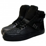 Criminal Damage - Tower High Top Schuh black/black (SALE)
