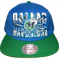 Dallas Mavericks Snapback Backboard Breaker | NBA | Mitchell & Ness