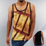 Dangerous DNGRS Billion Tank Top Black