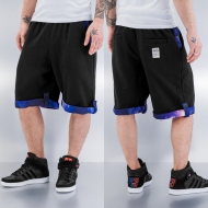 Dangerous DNGRS Galaxy Shorts Black