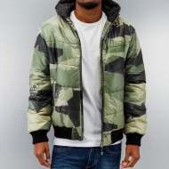 Dangerous DNGRS Range Premium Winter Jacket Camouflage Wood