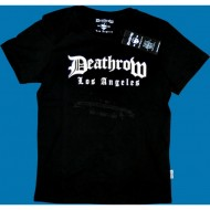 Deathrow Shirt Original schwarz
