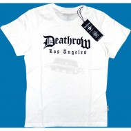 Deathrow Shirt Original white