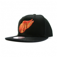 Detroit Red Wings Carat Snapback | NHL | Mitchell & Ness